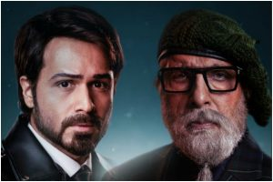 First look of Emraan Hashmi, Amitabh Bachchan from 'Chehre' out!