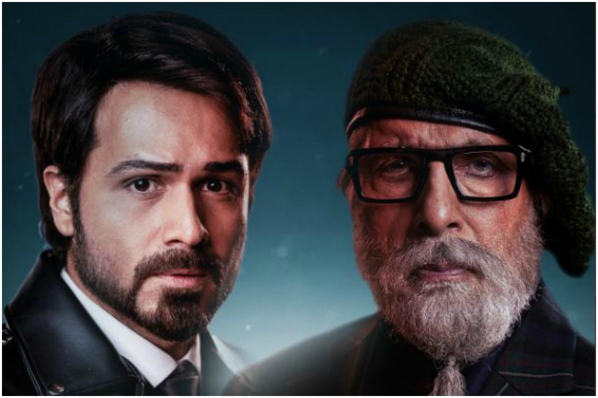 Chehre, Emraan Hashmi, Amitabh Bachchan, Taran Adarsh, Rumi Jaffrey, Vicky Kaushal, Bhoot Part One: The Haunted Ship ,Anurag Basu, Aditya Roy Kapur,Abhishek Bachchan