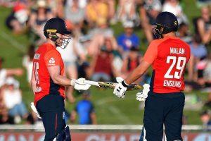 David Malan, Eoin Morgan wreak havoc as England beat New Zealand in 4th T20I