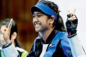 After Manu Bhaker, Elavenil Valarivan, Divyansh Singh Panwar win 10m Air Rifle golds at World Cup Final