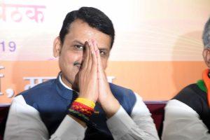Devendra Fadnavis seeks exemption from appearance in non-disclosure case