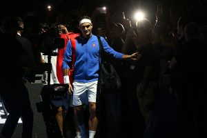 'Cannot predict when it will be time to stop', says Roger Federer on retirement