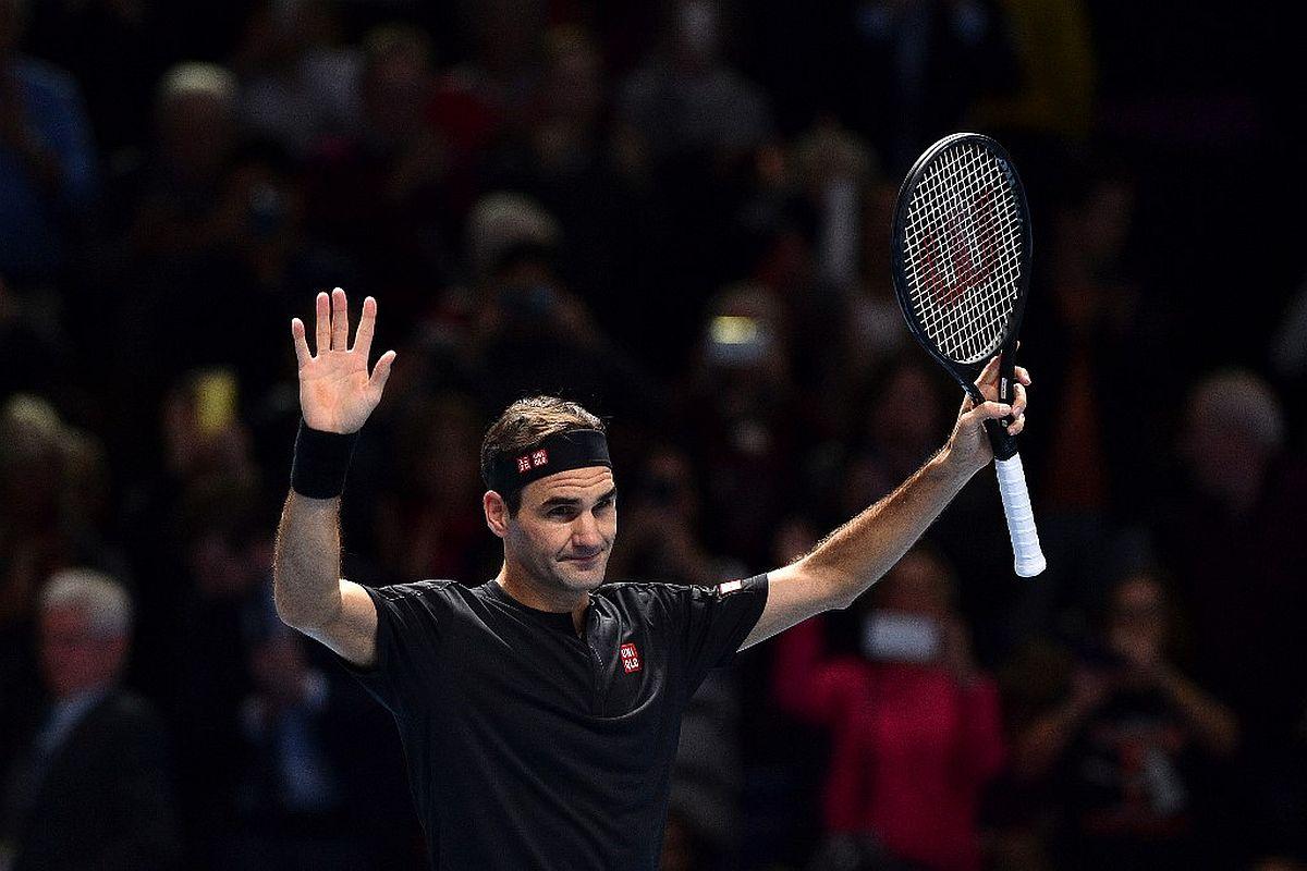Roger Federer, Colombian fans, Alexander Zverev,