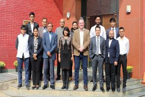 FIFA team inspects Kalinga stadium for U-17 Women's World Cup