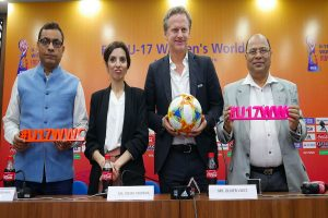 FIFA kicks off U-17 Women's WC India inspection in Kolkata