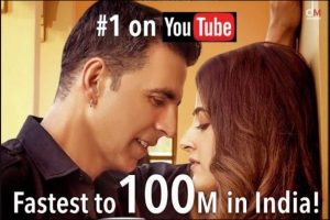 Filhall : Akshay Kumar's debut music video crosses 100 million views