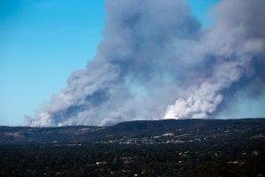 2 killed in devastating bushfires in Australia, many reported missing