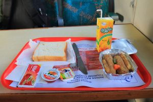 Tea, lunch, dinner to be costlier on Rajdhani, Shatabdi, Duronto trains