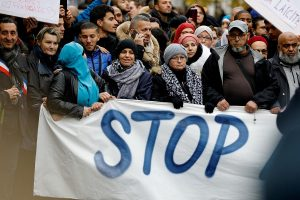 Stop Islamophobia: 10,000 people protest in France against rising anti-Muslim stance
