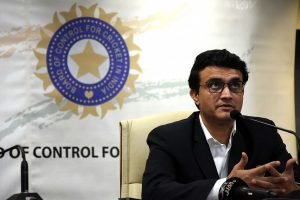 Unable to get ex-cricketers on board because of conflict clause: Sourav Ganguly