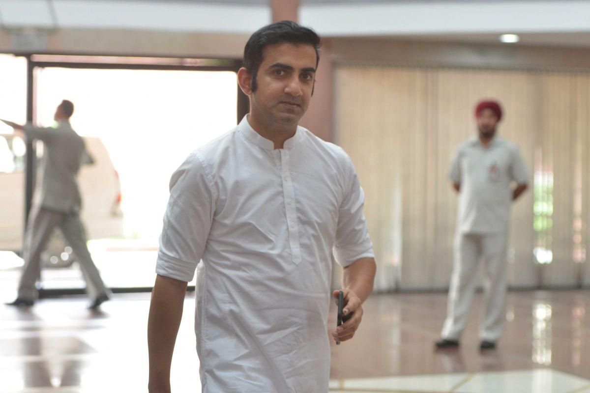 Gautam Gambhir, India vs Bangladesh, Eden Gardens,