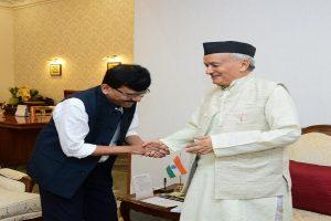 For floor test who is going to be pro-tem Speaker in Maharashtra?