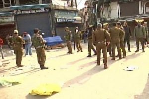 1 killed, 15 injured in grenade attack on security forces in Srinagar; 3rd such incident in 10 days