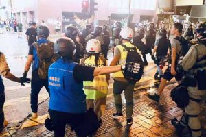 Hong Kong police enter university after 11-day siege