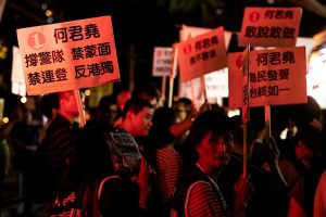 Hong Kong elections: Pro-democracy campaigners win by landslide victory