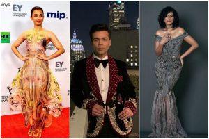 Emmy 2019: Radhika Apte, Kubbra Sait looks; fans woo on Karan Johar's Dolce & Gabbana suit
