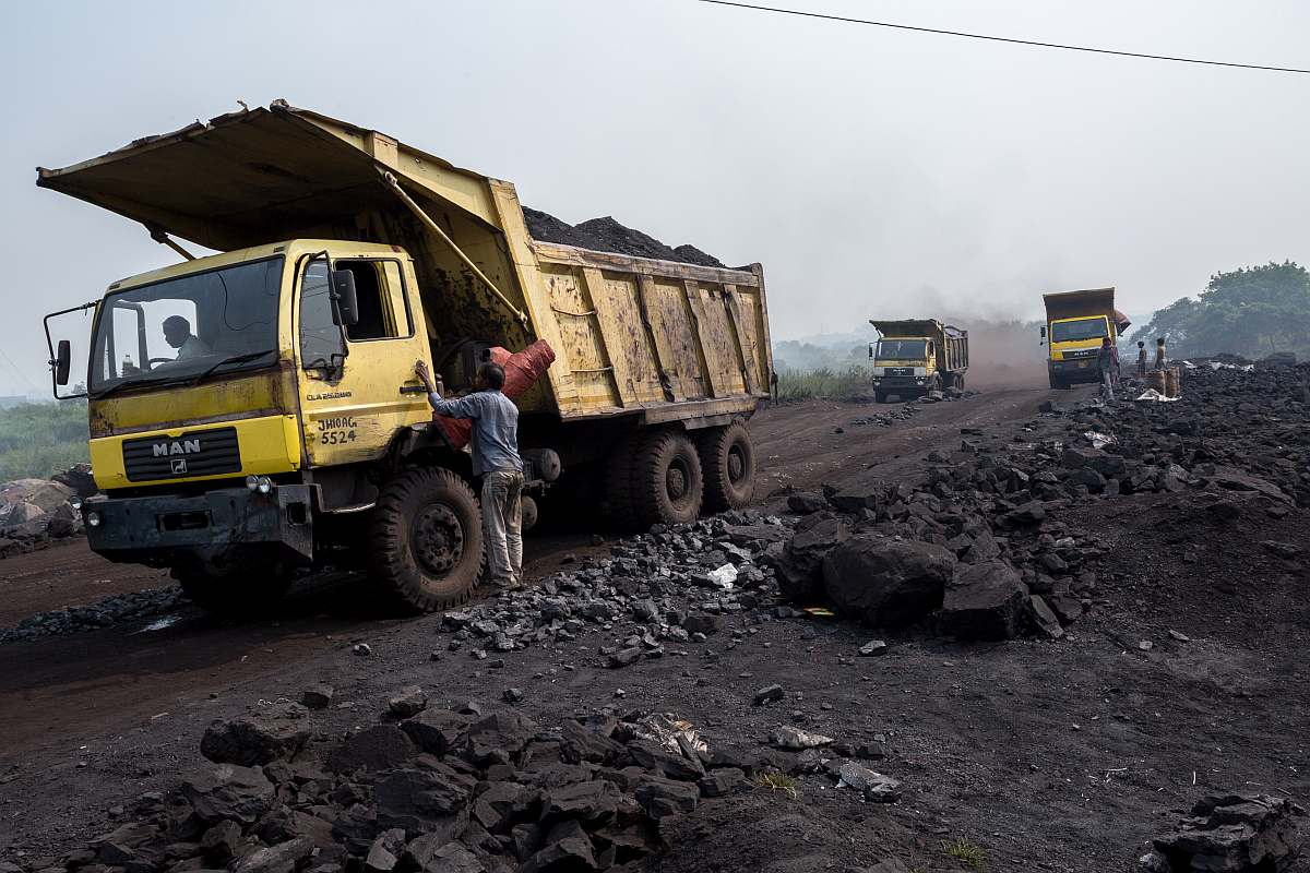 Coal India second quarter net profit rises 14% to ₹3,522 crore