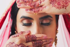 Wedding essentials for women with dusky complexion