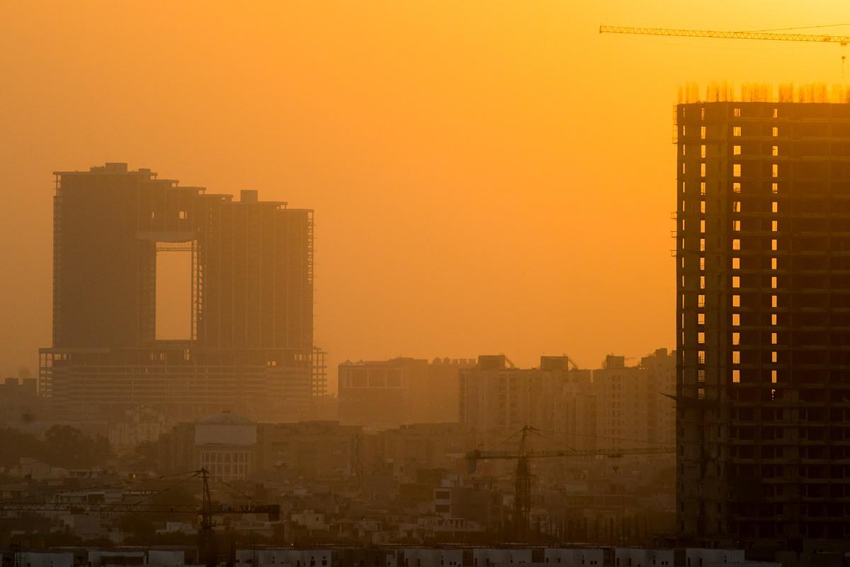 Practo Delhi Pollution