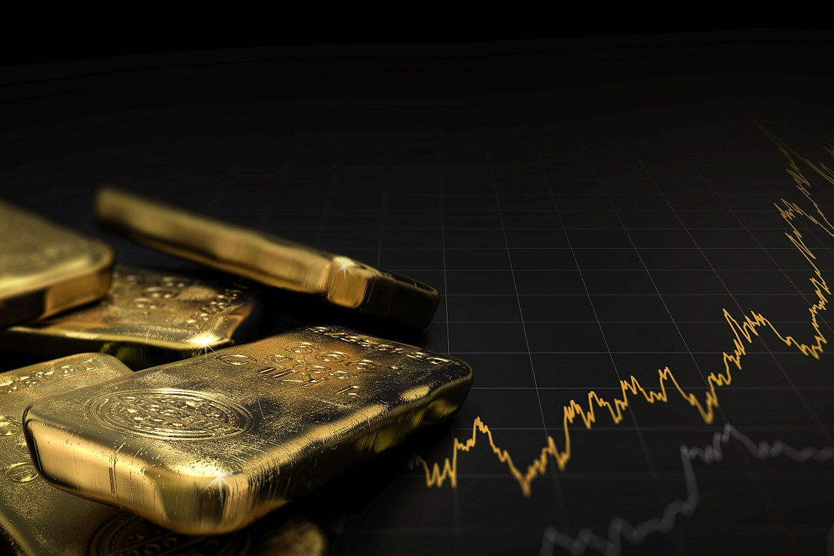Precious Metals: Gold, Silver trade up in futures following strong demand