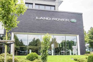 Jaguar Land Rover sales fall in Q2 to 41,866 units