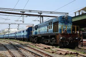 Experimenting to convert diesel engines into electric: Railway Minster