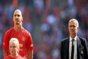 Jose Mourinho interested to get Zlatan Imbrahimovic back under him