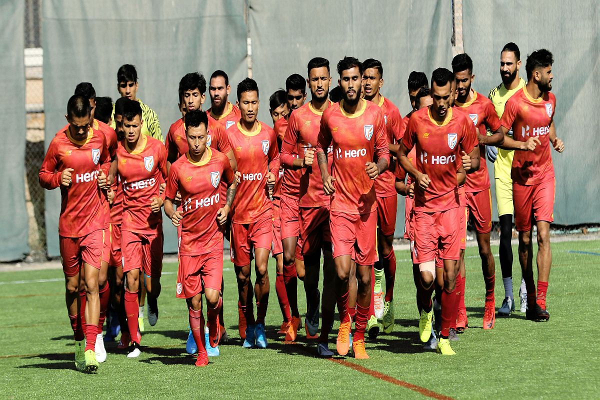 Indian footballers join hands in fight against COVID-19 pandemic