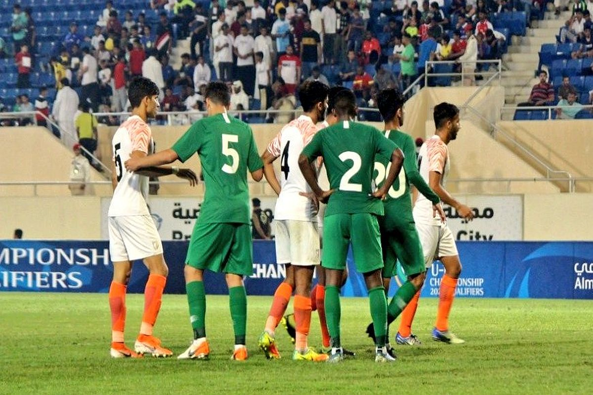 AFC U-19 Championships, India U-19 football team, Afghanistan U-19 football team, Saudi Arabia U-19 football team, AFC U-19 Championship Qualifiers