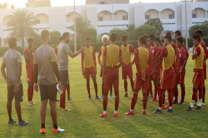 India face Saudi Arabia AFC U-19 Championship Qualifiers