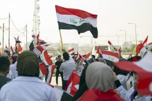 US urges Iraq to hold early elections amid violent protests