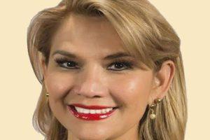 Bolivian Senator Jeanine Anez takes office as interim president