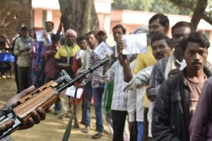 Rapid voting in the first phase of Jharkhand polls on 13 seats