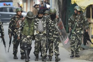 One militant killed in encounter in Kashmir's Ganderbal district