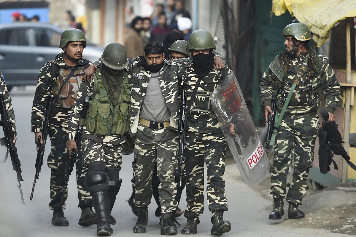 Army, IED blast, Jammu, Pakistan, Akhnoor, Jammu, Indian Army