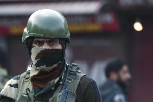 Three people arrested for 'threatening and intimidating' residents in Kashmir