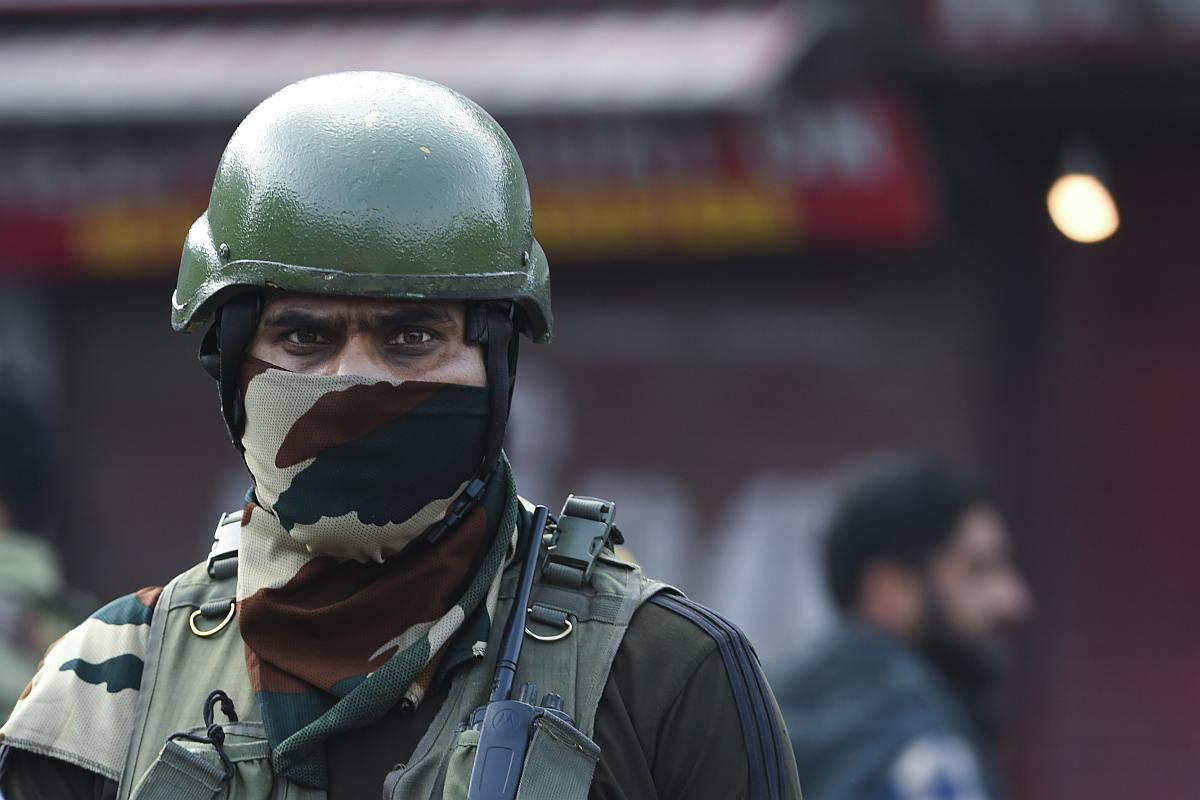 An Uncertain Journey~I, Jammu and Kashmir, Articles 370
