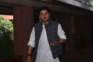 Glorifying Mahatma Gandhi's killer is condemnable: Jyotiraditya Scindia