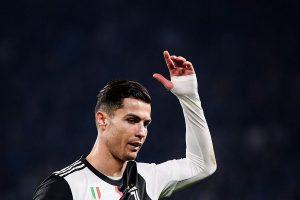 Juventus forward Cristiano Ronaldo avoids fine despite misconduct at substituion