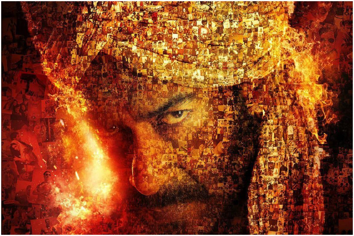 SRK, Kajol wish Ajay Devgn on 100th film birthday