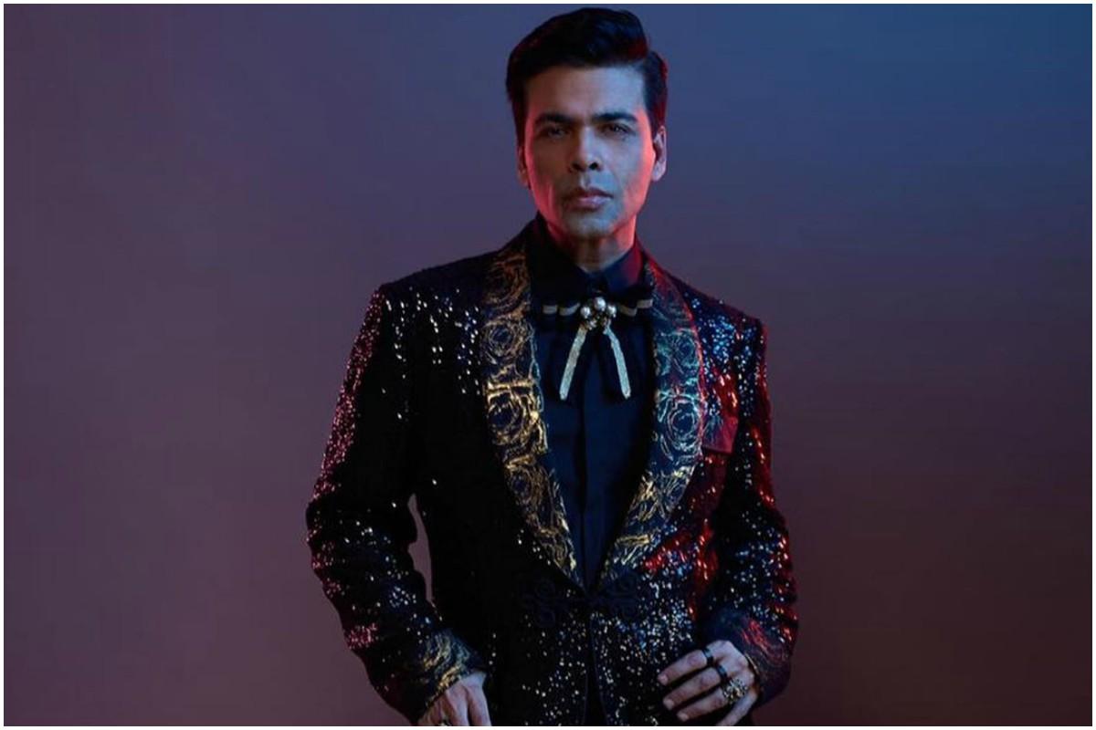 Karan Johar, fashion goals, Tamannaah Bhatia, experimental fashion, florals, shimmer