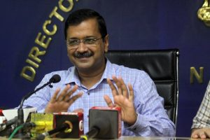 'Implementation of Constitution is our responsibility,' says Arvind Kejriwal