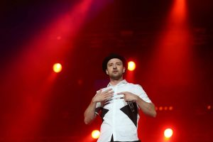 Justin Timberlake, Alisha Wainwright's hangout was 'innocent'