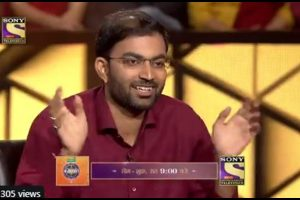 Kaun Banega Crorepati 11: Contestant Pankaj fails to answer this 50 lakh question