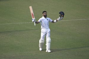 Virat Kohli only Indian in Ricky Ponting's Test team of decade