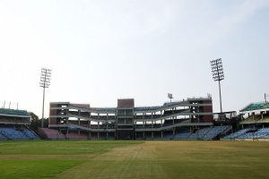 Team India impressed with freshness in Kotla wicket