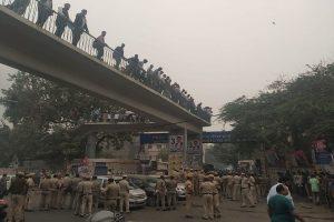 Tis Hazari violence: Delhi High Court CJ meets senior police personnel