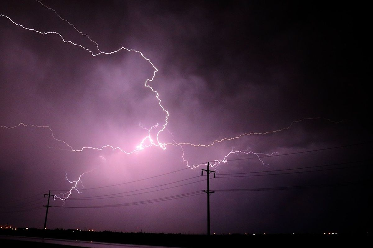 20 killed in lightning in Pakistan's Sindh province