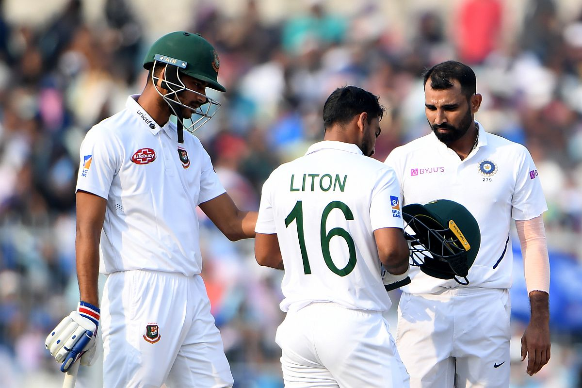 India vs Bangladesh Day-Night Test, IND vs BAN D/N Test, IND vs BAN D/N Test, Liton Das, Mehidy Hasan, India first day night test