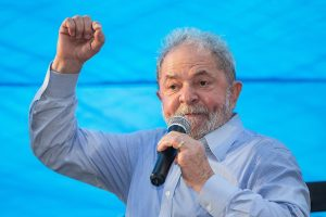 Former Brazil President Lula da Silva released from prison